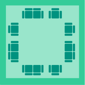 floorplan Lindisfarne